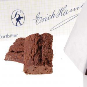 Borke Zartbitter Schokolade Hamann von feinjemacht