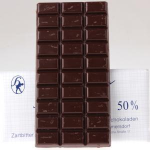 Zartbitter Tafel Schokolade Hamann von feinjemacht