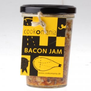 Bacon Jam Honey Onion Speckmarmelade von feinjemacht
