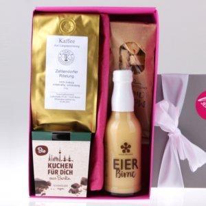 Geschenkbox Kaffeeklatsch von feinjemacht