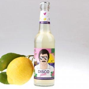 Disco-Limo Zitrone mit Koffein von feinjemacht