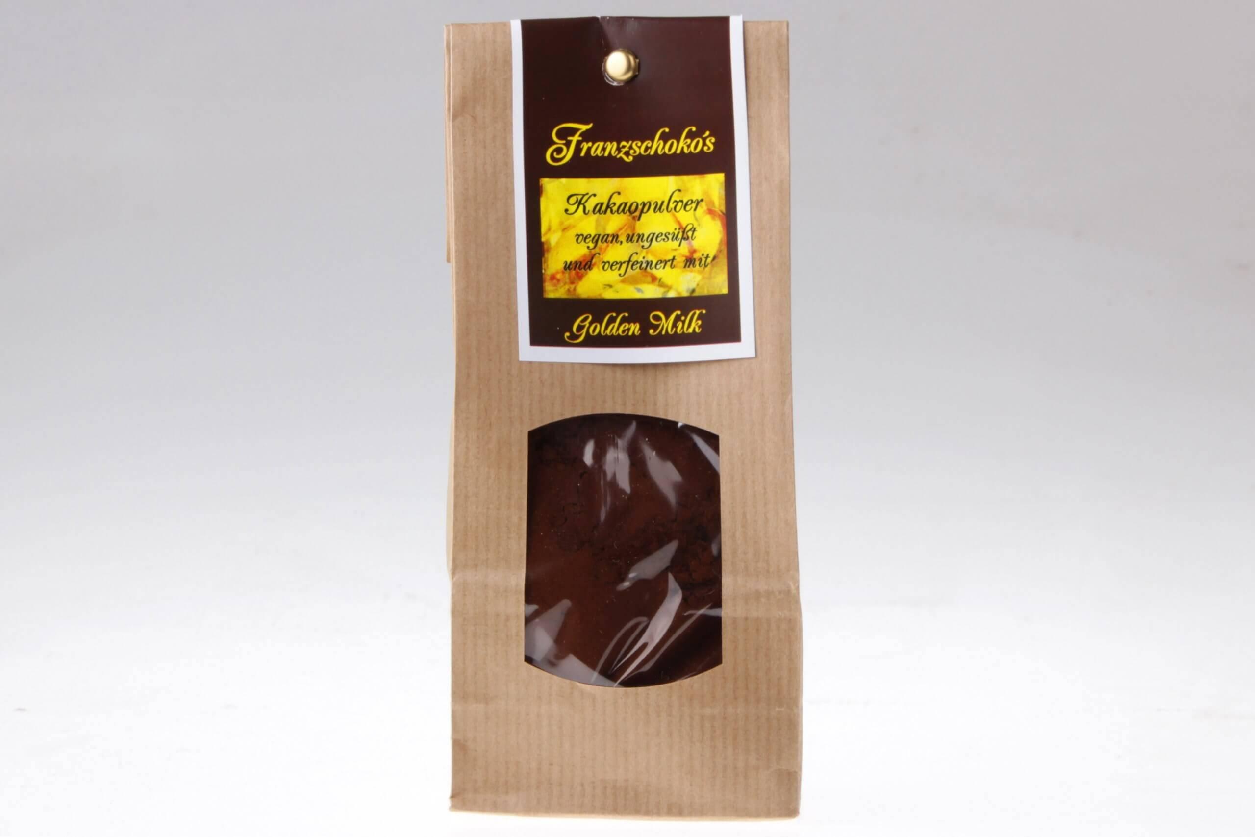 Kakaopulver Golden Milk von feinjemacht