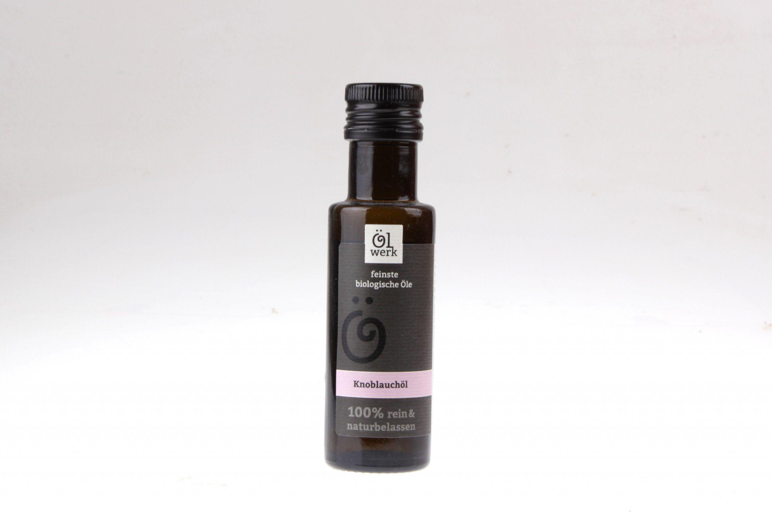Knoblauch Bio-Öl von feinjemacht