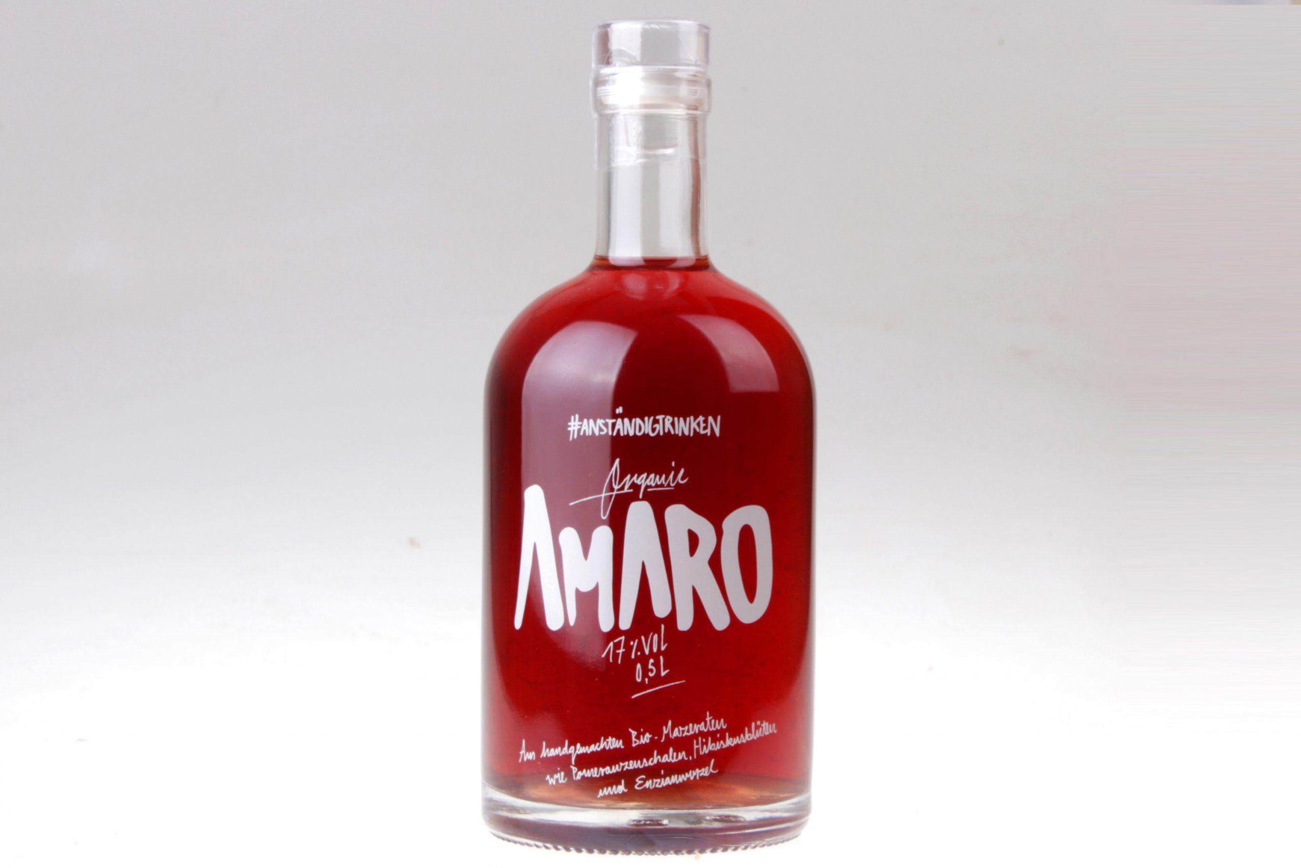 Amaro Bio Bitterlikör von feinjemacht