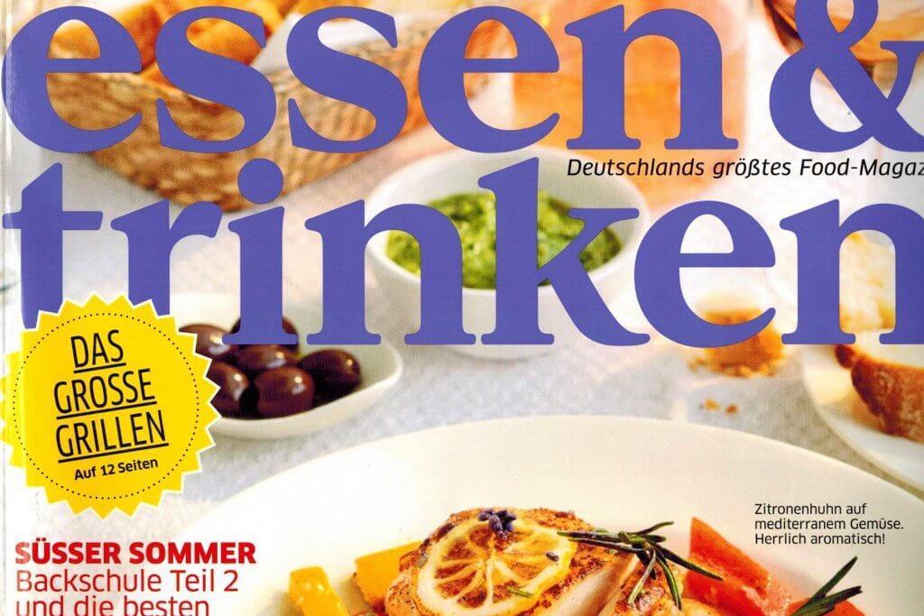 Pressebericht Essen und Trinken über feinjemacht