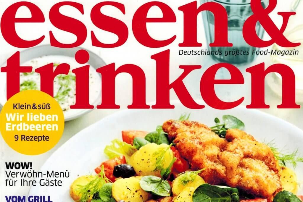 Essen und Trinken Pressebereicht von feinjemacht
