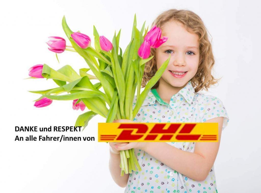 DHL Danke von feinjemacht