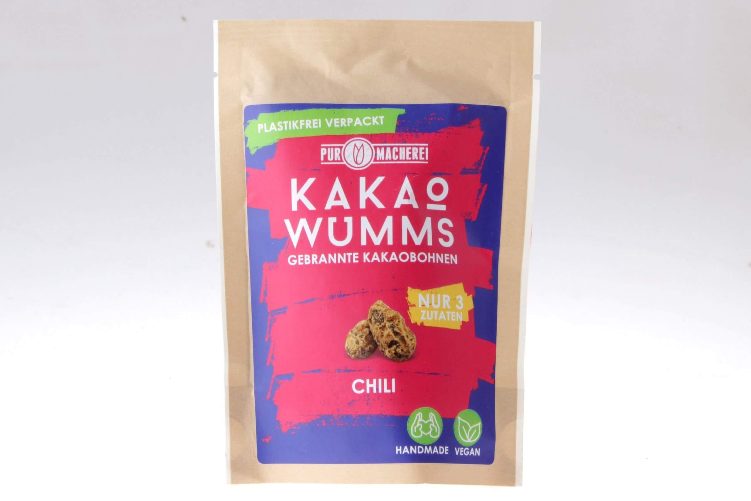 KakaoWUMMS Chili von feinjemacht