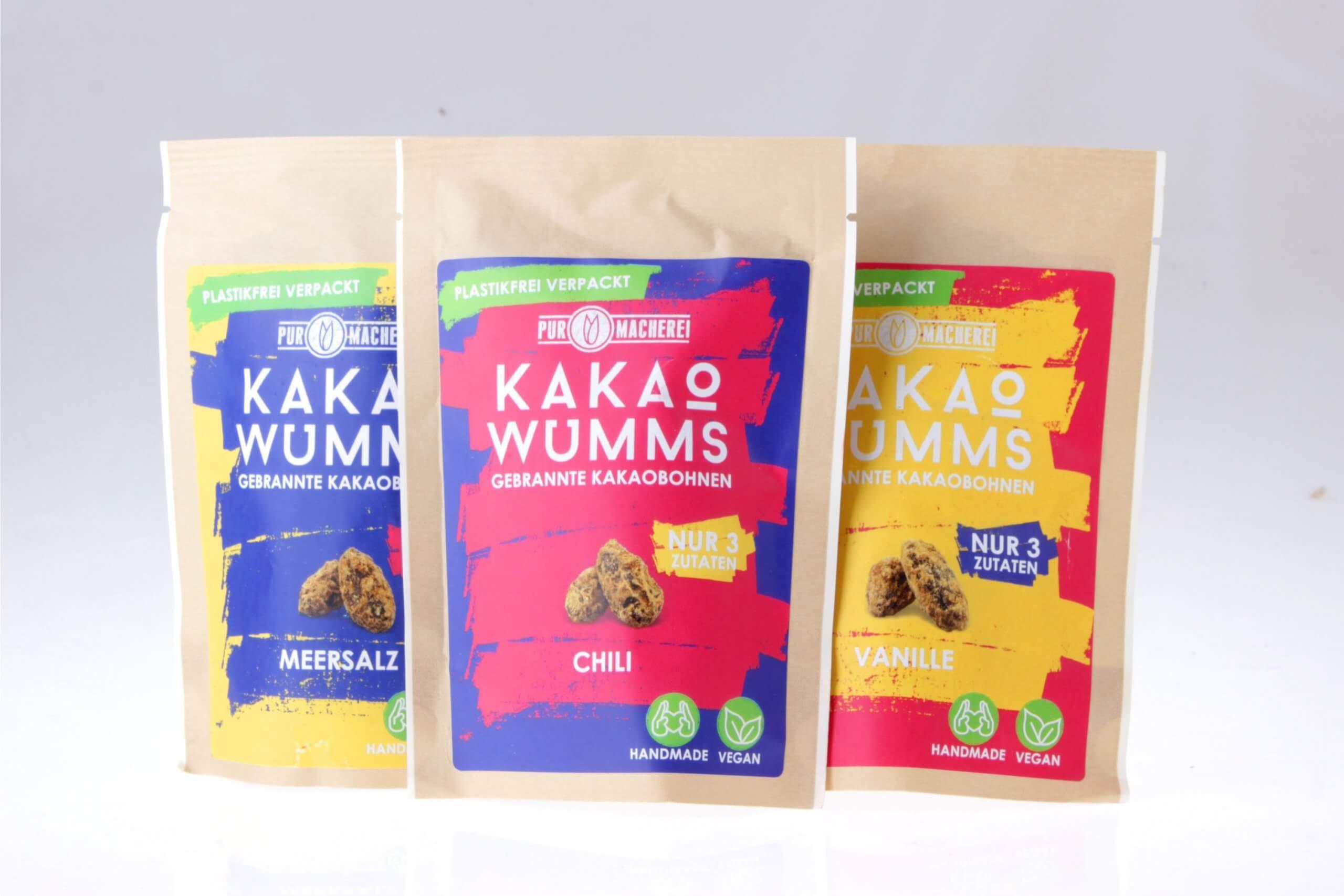 KakaoWUMMS Energieset von feinjemacht