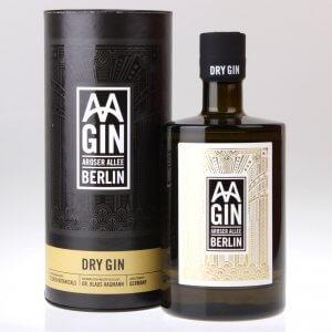 AA Gin Berlin von feinjemacht