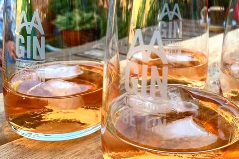 Aroser Allee Gin Berlin Weindimensional von feinjemacht