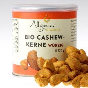 Bio Cashewkerne Curry von feinjemacht