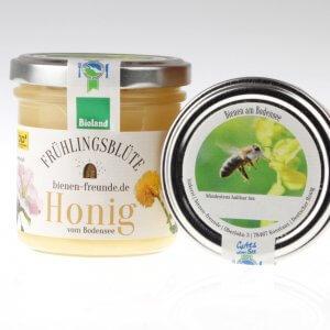 Frühlingsblüten Bioland-Honig von feinjemacht