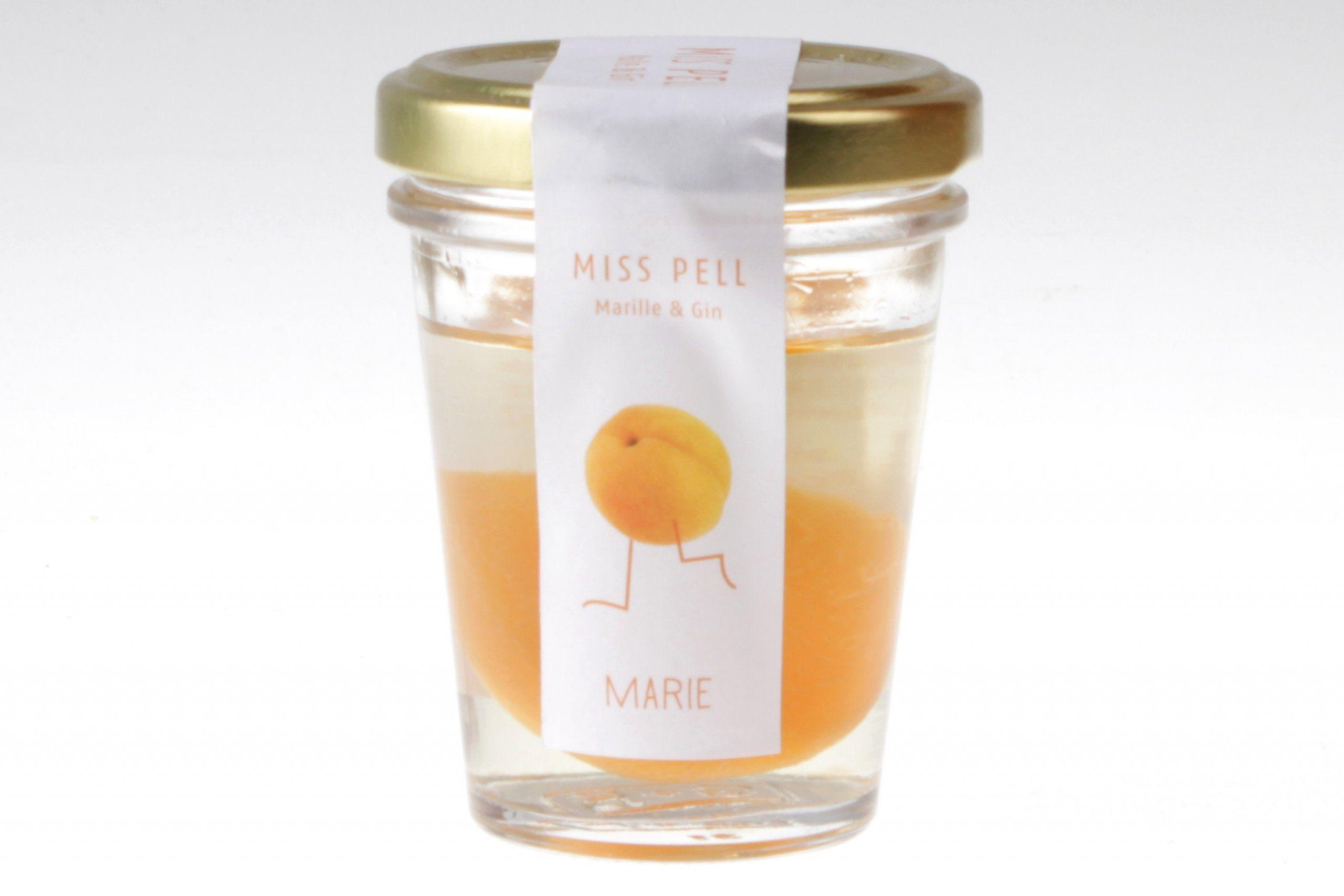 MARIE Marille & Gin von feinjemacht