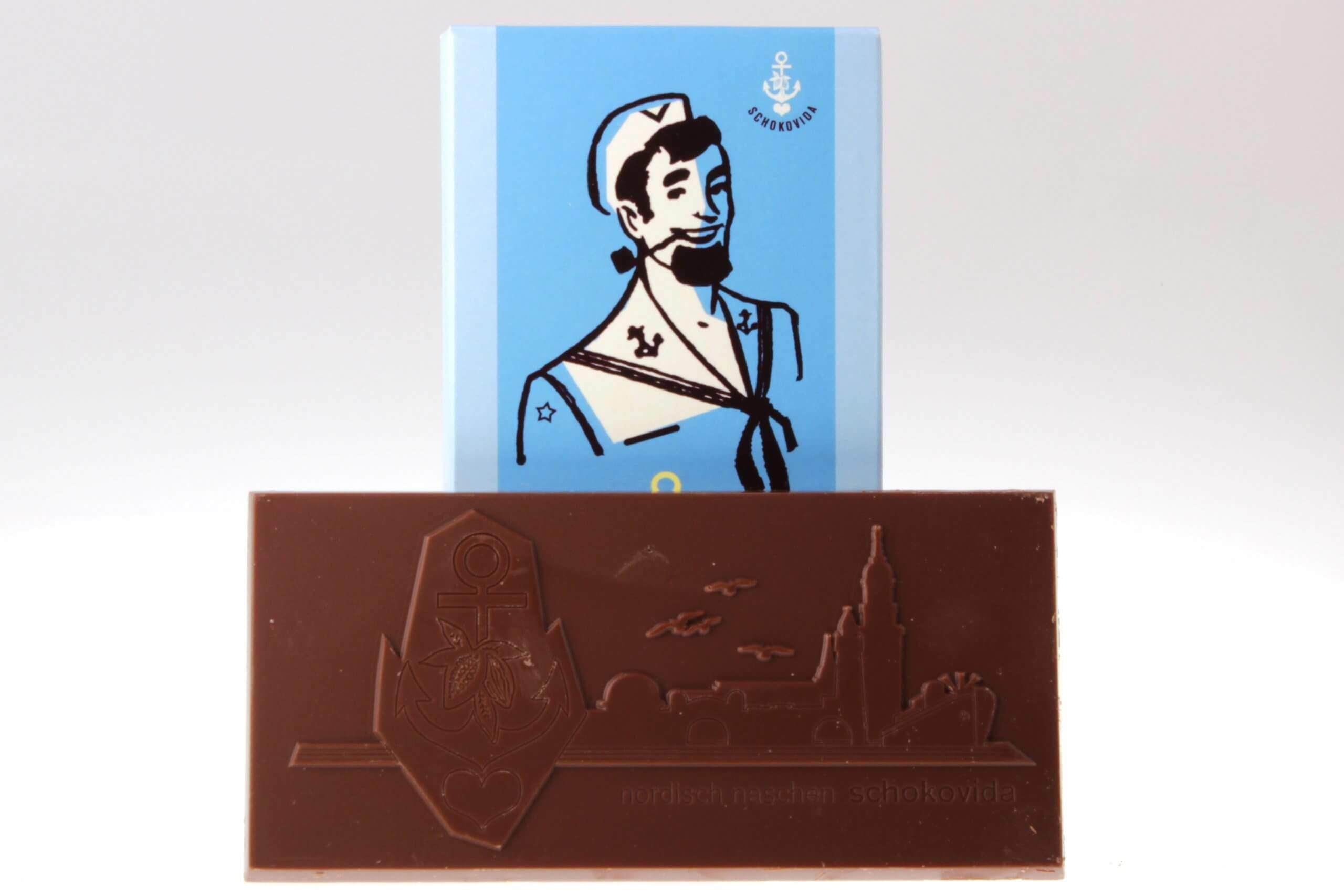 Schokolade für Ganze Kerls von feinjemacht