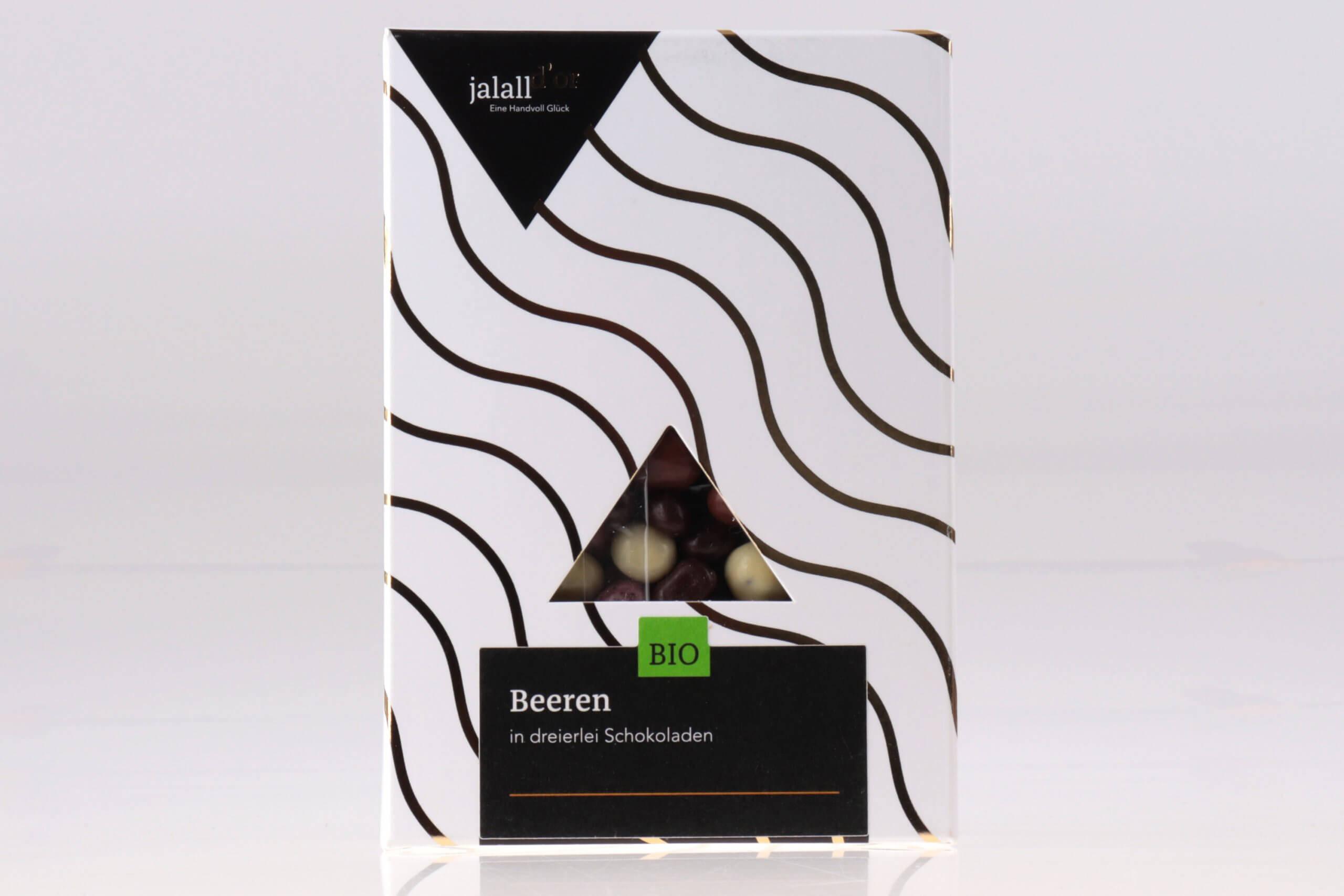 Beeren Schokoladen Mix von feinjemacht