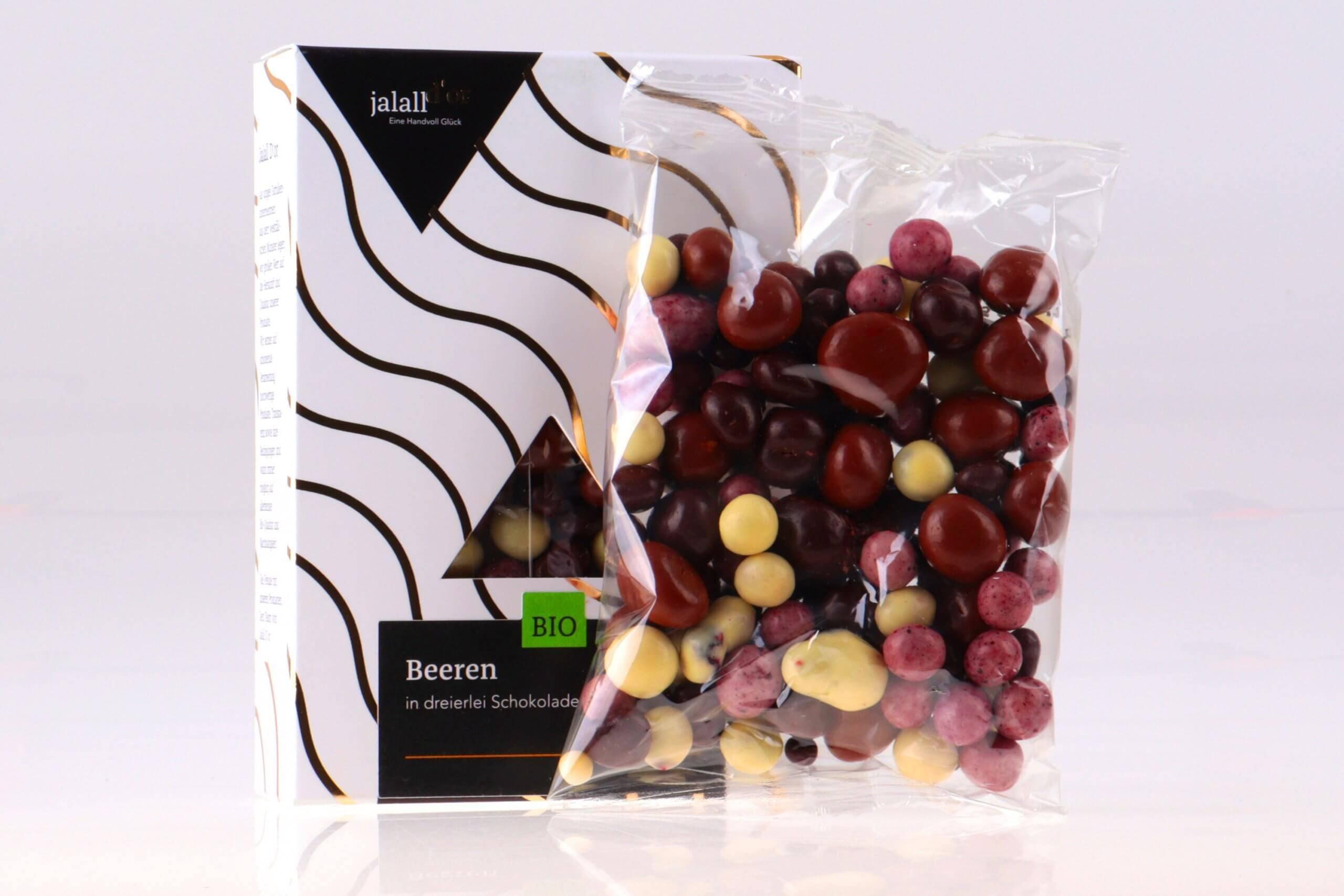 Beeren Schokoladen Mix von feinjemacht kaufen
