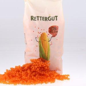 Fusilli Mais und Rote Linsen Nudeln von feinjemacht