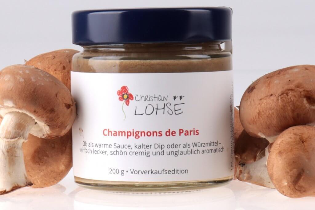 Champion de Paris Christian Lohse Sauce von feinjemacht