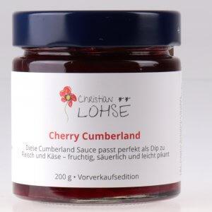 Cherry Cumberland Christian Lohse Sauce von feinjemacht