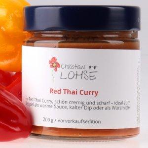 Red Thai Curry Christian Lohse Sauce von feinjemacht kaufen