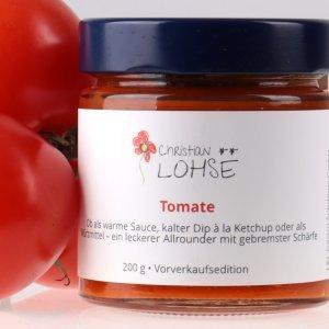 Tomate Christian Lohse Sauce von feinjemacht