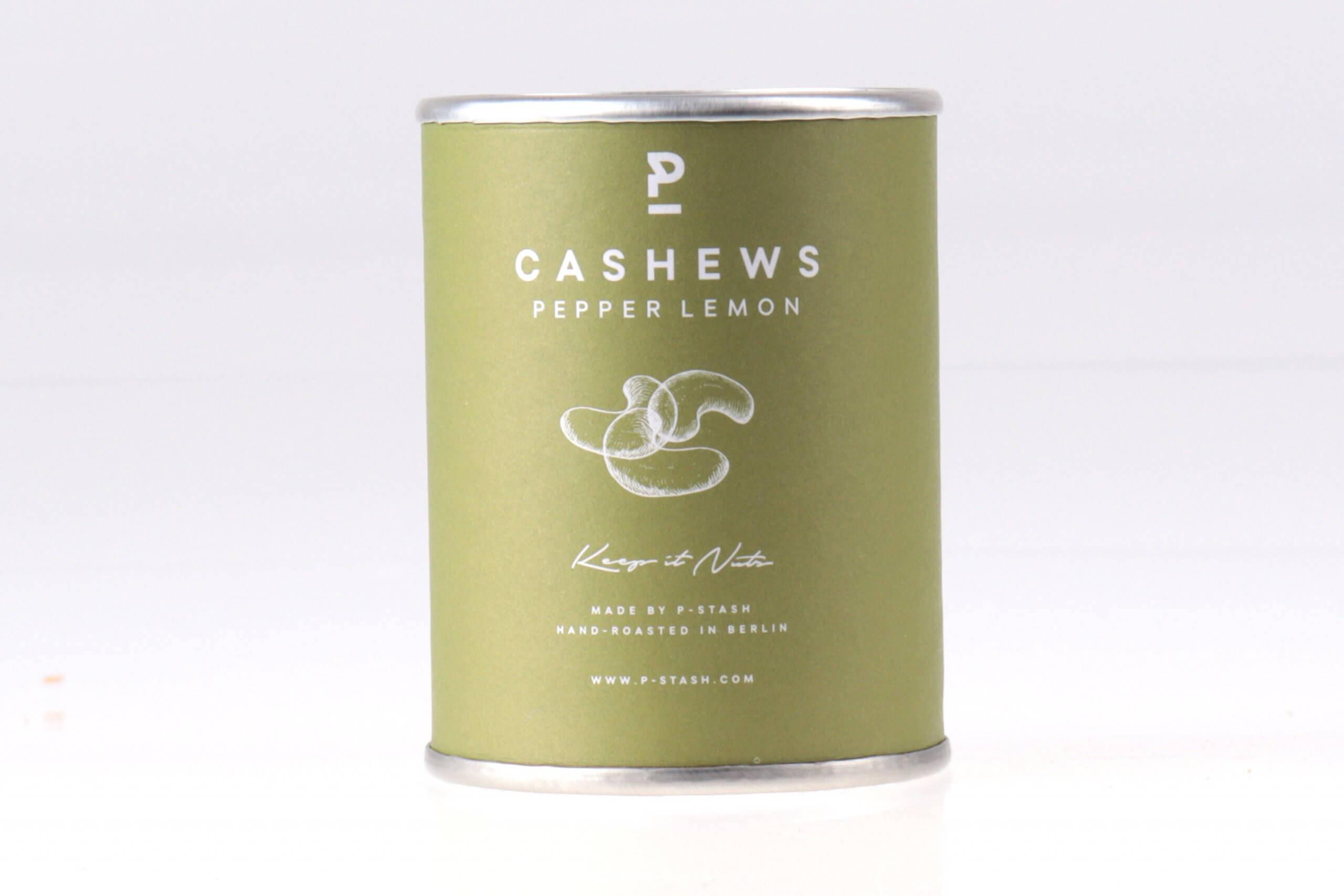 Cashew mit Pfeffer und Zitrone von feinjemacht kaufen