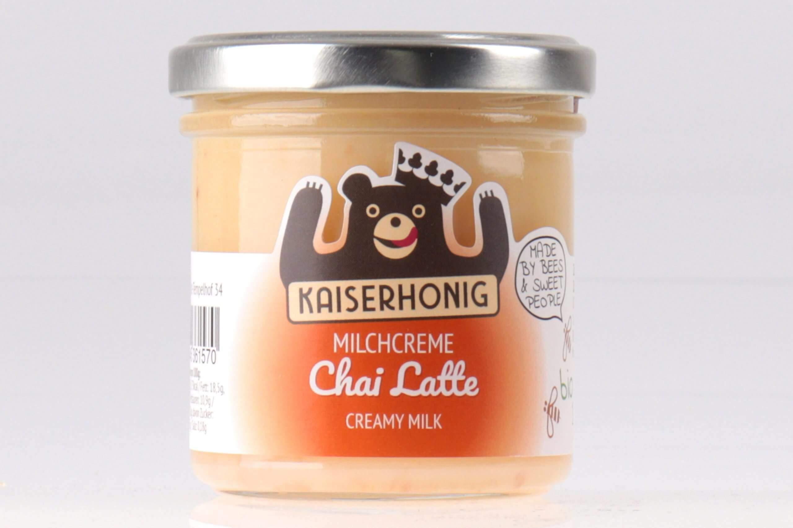 Chai Latte Bio Milchcreme feinjemacht online kaufen