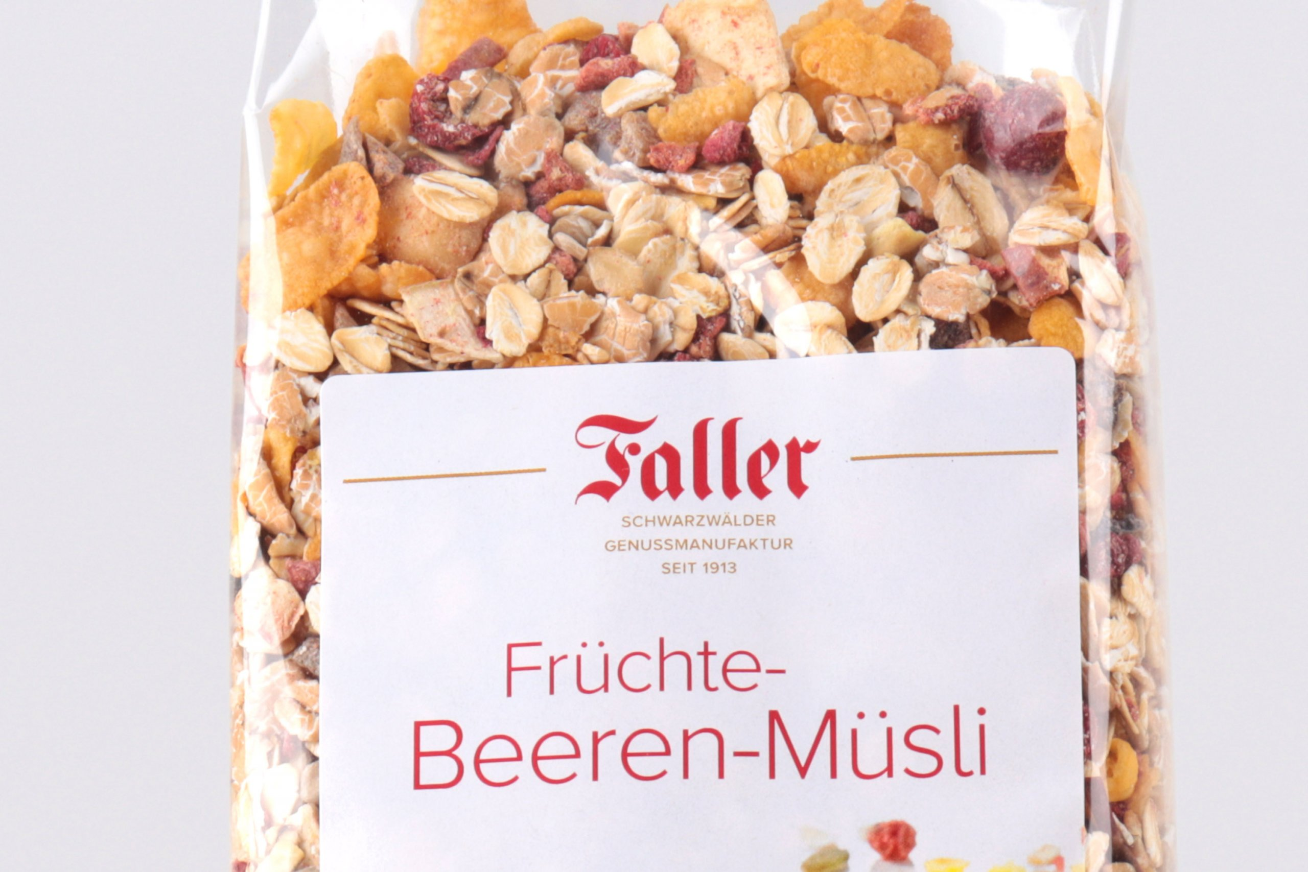 Fruechte Beeren Gourmet Müsli von feinjemacht kaufen