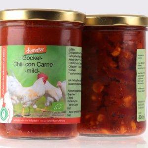 Gockel Chili con Carne Demeter von feinjemacht kaufen