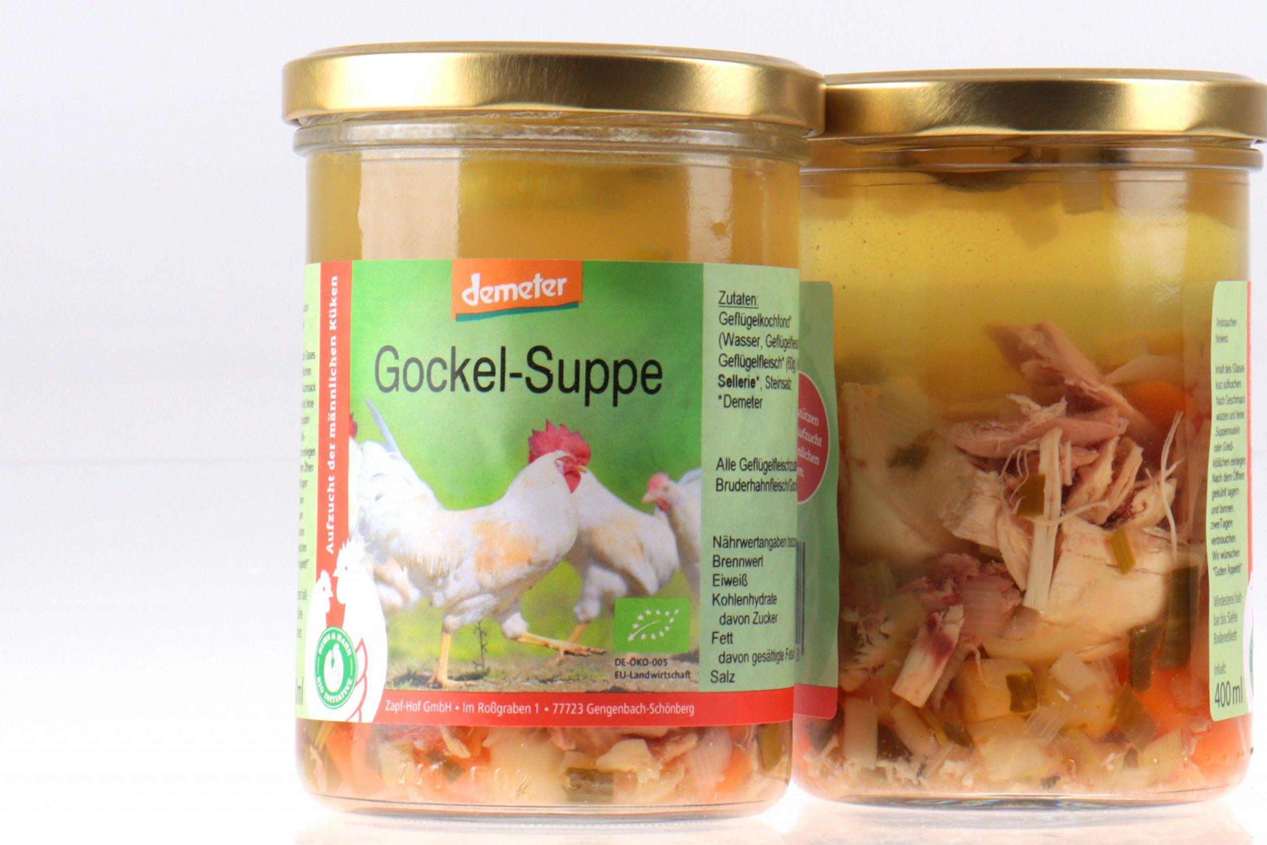Gockel Suppe Demeter von feinjemacht online kaufen