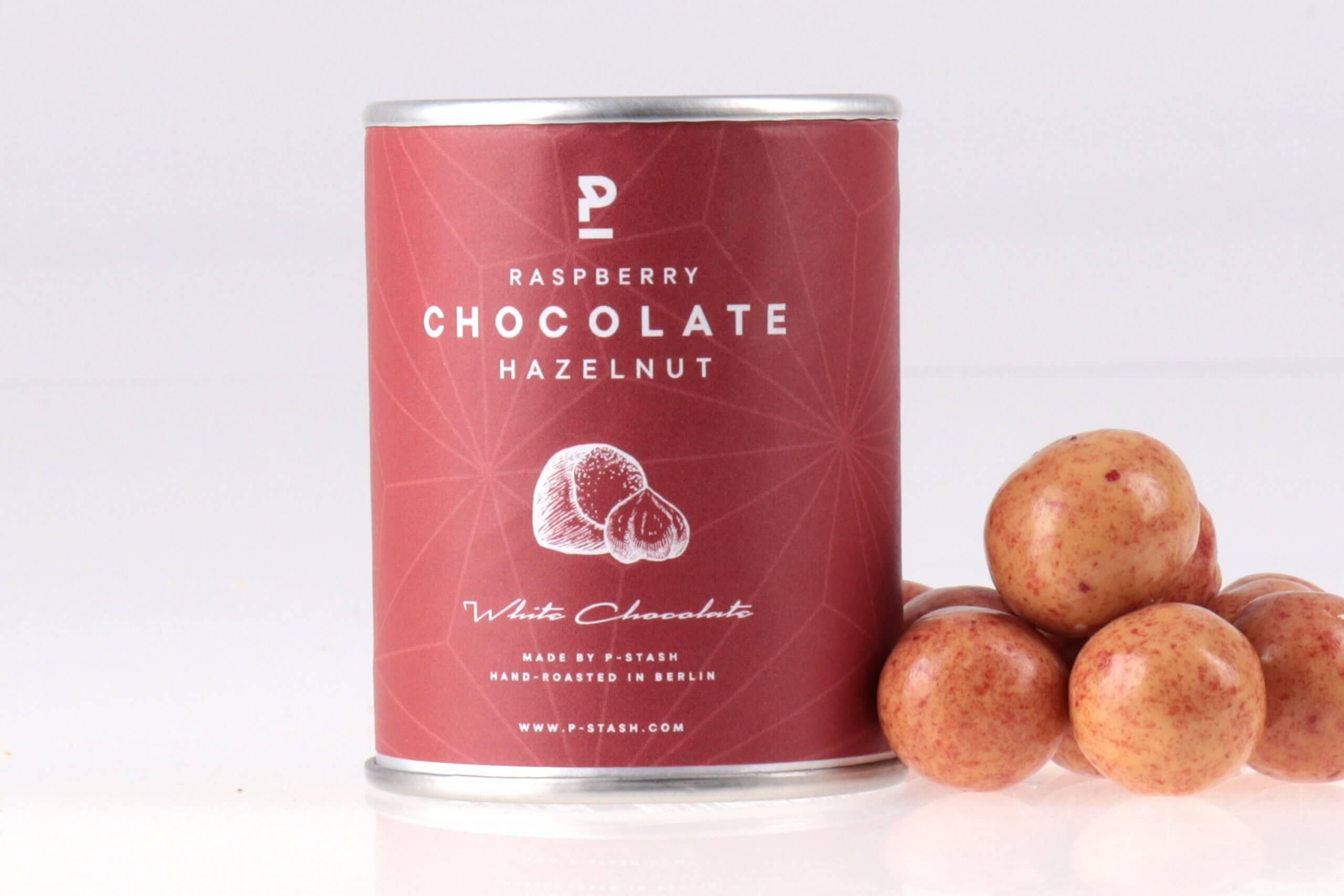 Haselnuss mit Karamell Schokolade von feinjemacht online kaufen