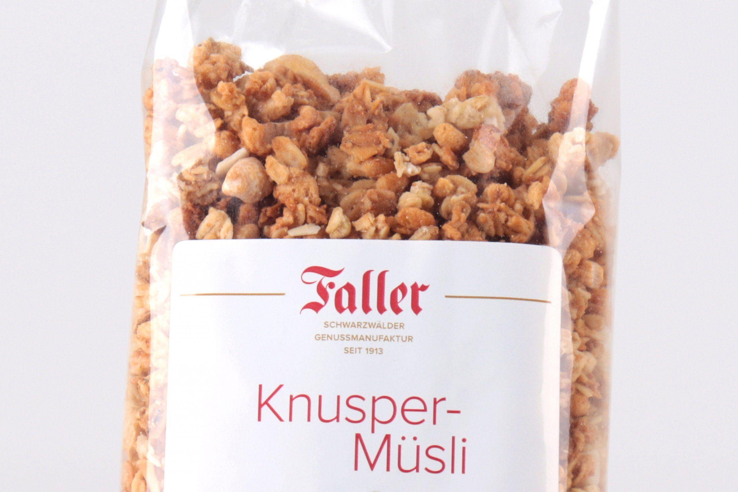 Knusper Gourmet Müsli von feinjemacht kaufen