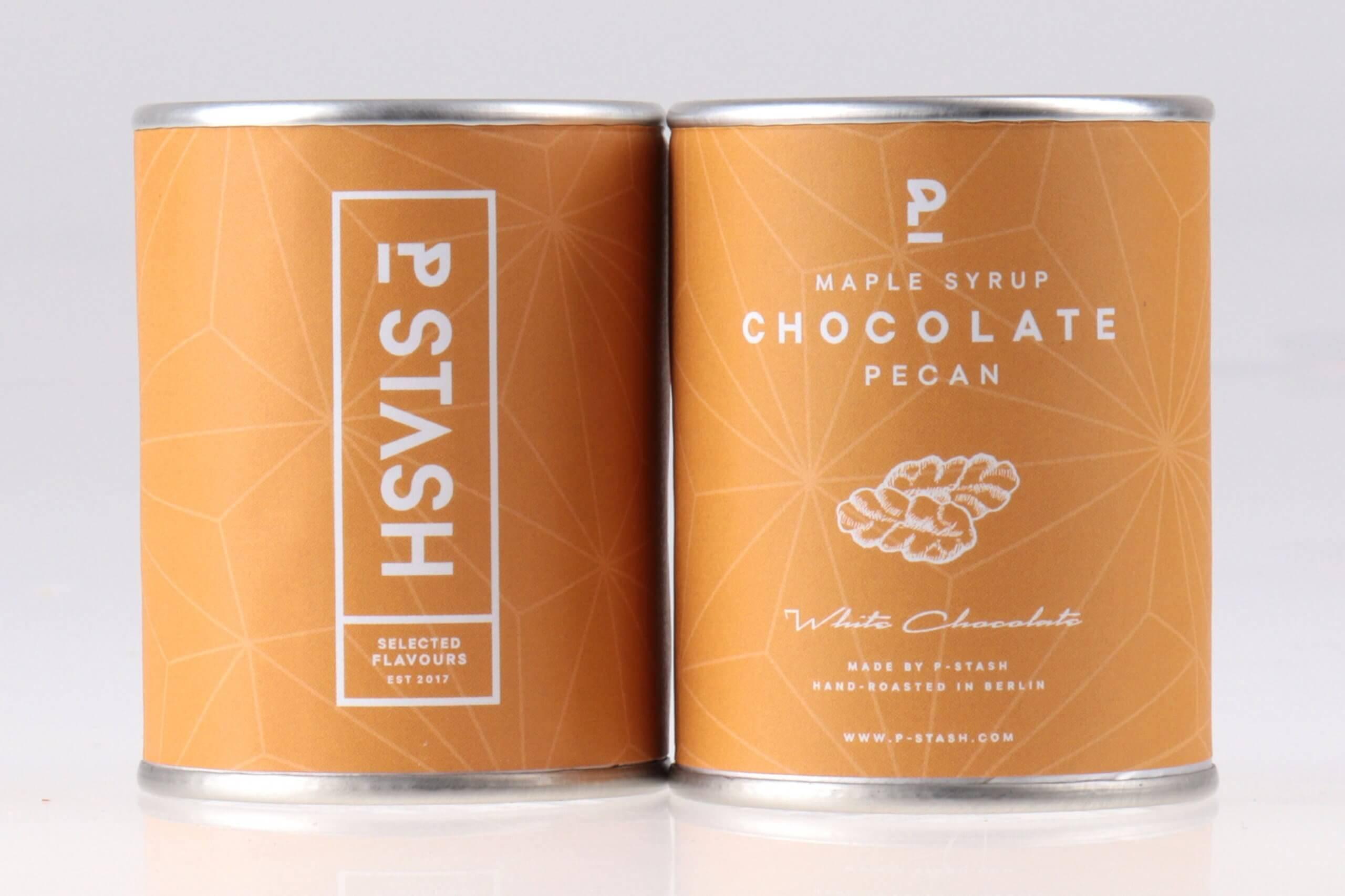 Pekannuss Schokolade und Ahornsirup von feinjemacht