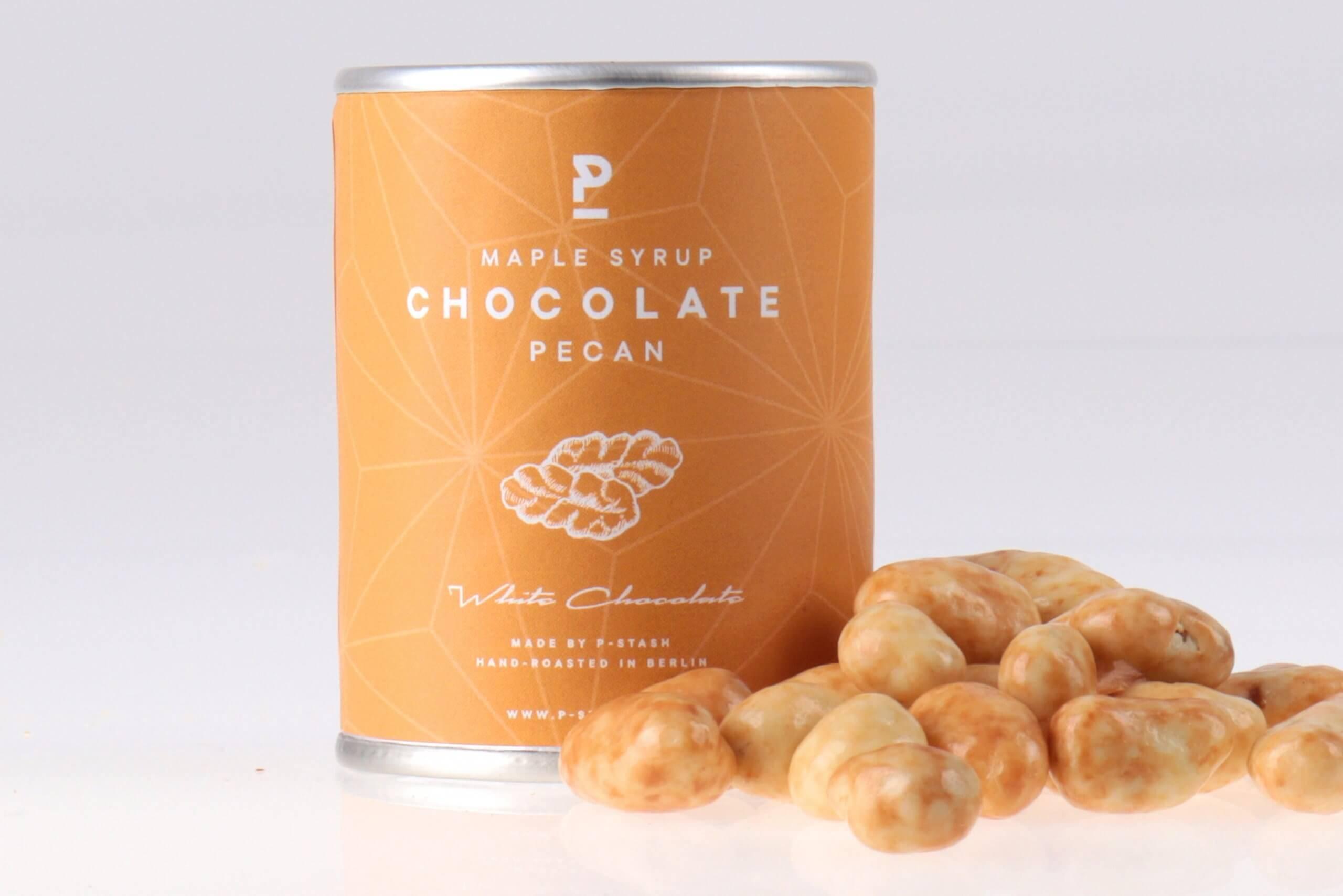 Pekannuss Schokolade und Ahornsirup von feinjemacht online kaufen