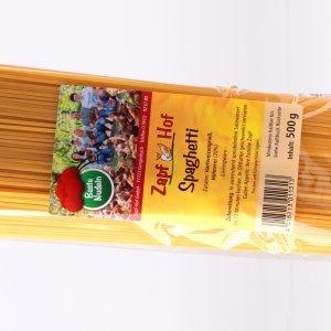 Spaghetti von feinjemacht