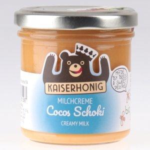 Cocos Schoki Bio Milchcreme von feinjemacht
