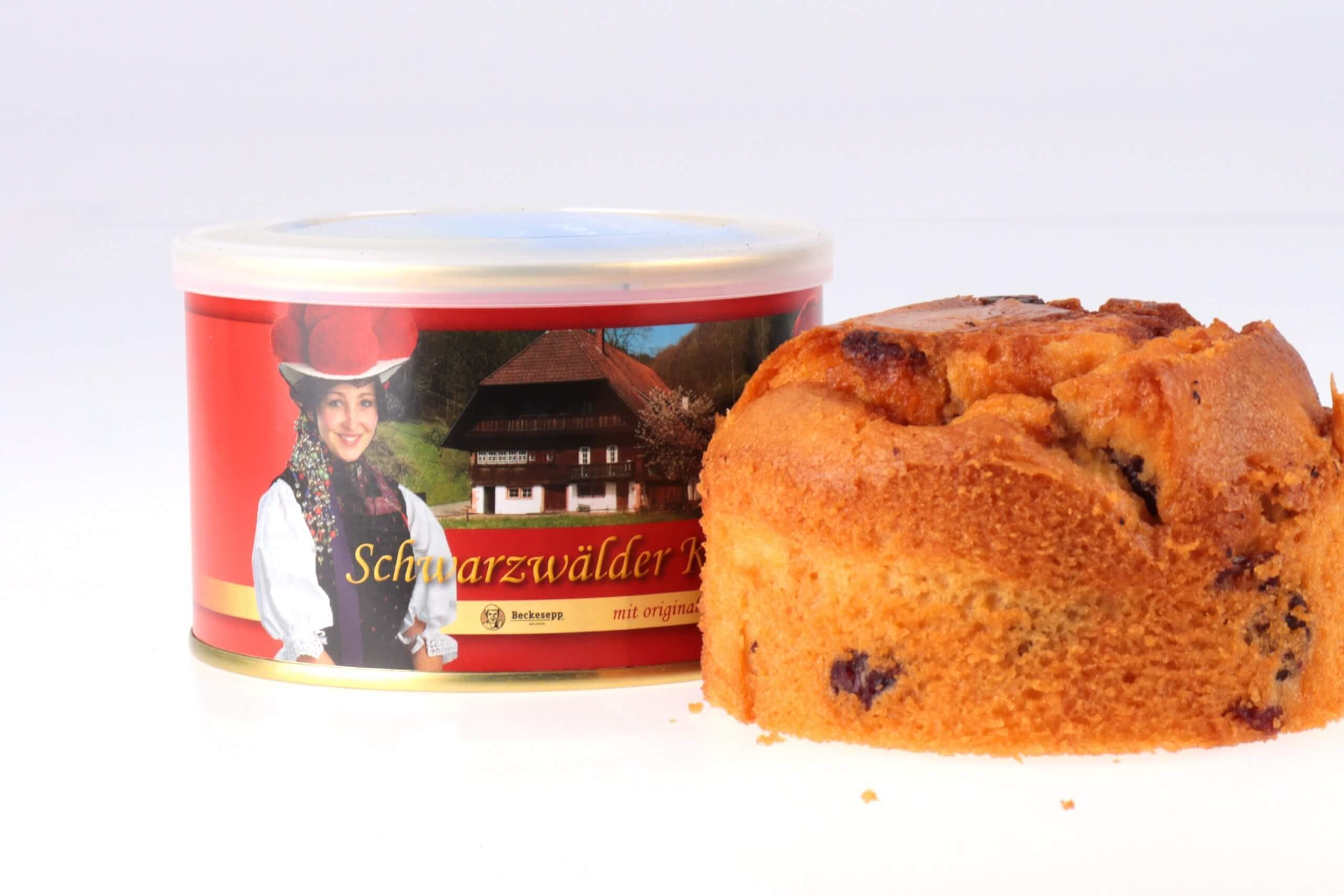 Original Schwarzwälder Kuchen mit Kirschwasser von feinjemacht