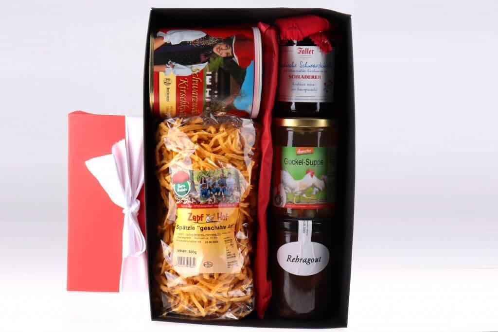 Schwarzwald Geschenkbox von feinjemacht