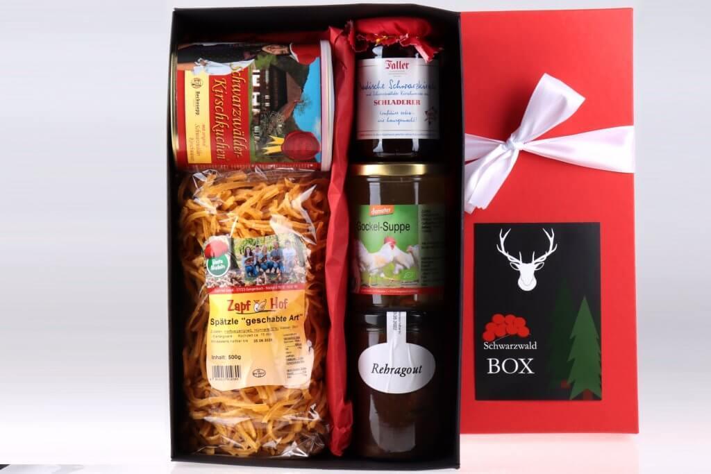 Schwarzwald Geschenkbox aus Baden von feinjemacht