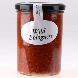 Wild Bolognese aus Rehfleisch von feinjemacht