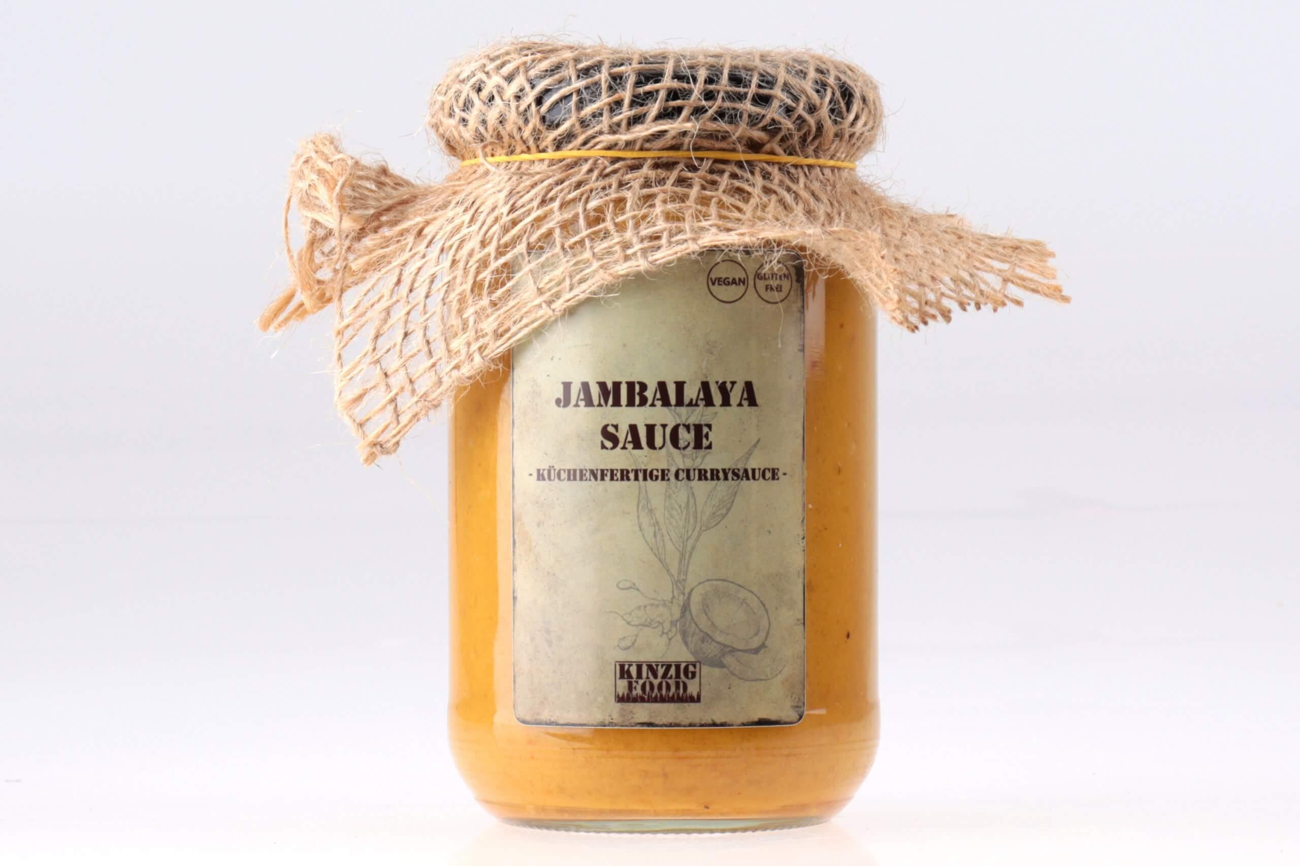 Jambalaya Sauce von feinjemacht