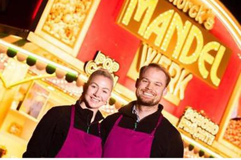 Gebrannte Mandeln von MandelWerk bei Feinjemacht kaufen