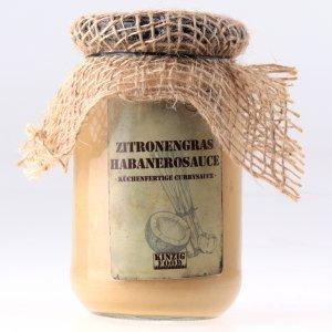 Zitronengrass Habanerosauce von feinjemacht
