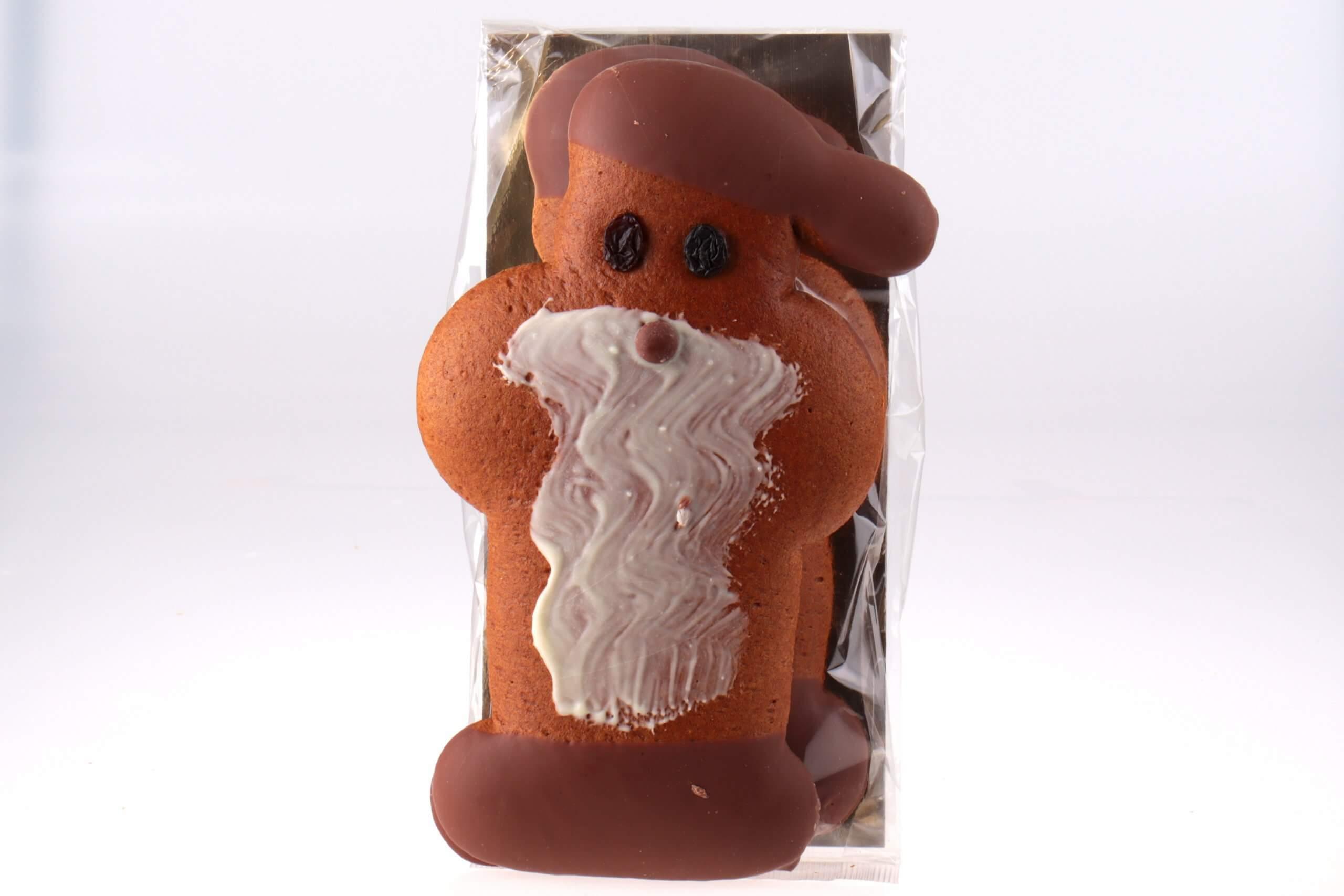 Weihnachtsgebäck Lebkuchen Mann von feinjemacht
